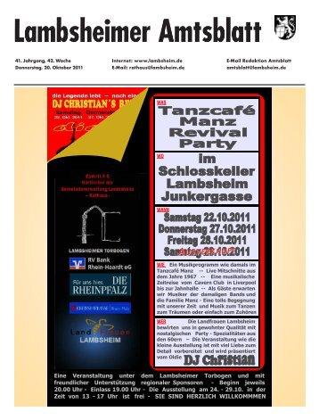ANB_SS_WW08_Deide - Gemeindeverwaltung Lambsheim