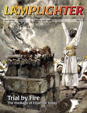 Magazine - Lamb & Lion Ministries