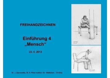 "Einführung 4 ""Mensch"" - lamp.tugraz.at"