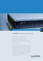 LANCOM Next Business Day Extension - LANCOM Systems GmbH