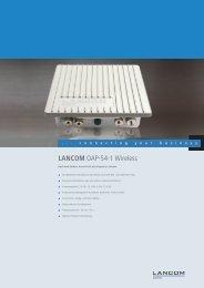 LANCOM OAP-54-1 Wireless - EneraNET