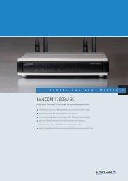 LANCOM 1780EW-3G - LANCOM Systems GmbH