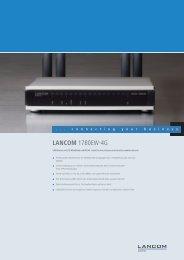 LANCOM 1780EW-4G - LANCOM Systems GmbH