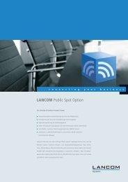 Datenblatt - LANCOM Systems GmbH