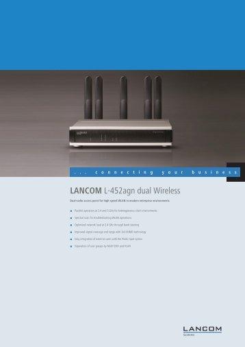 Datasheet - LANCOM Systems GmbH