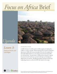 Uganda - Land Portal