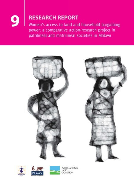 Women's access to land and household bargaining power