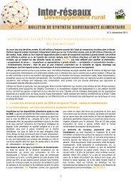 BDS 4 - Foncier - Inter-réseaux