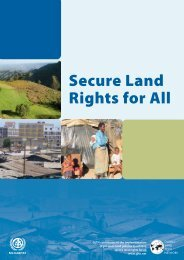 Secure Land Rights for All - Land Portal