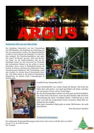 Argus2012 3 - DLRG Ortsgruppe Langenhagen eV
