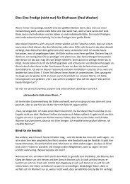 Ehe: Eine Predigt (nicht nur) für Ehefrauen (Paul Washer)