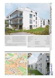 Wohnüberbauung Schürbungert, Zürich - Allreal Holding AG