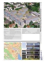 Dennlerstrasse, Zürich-Albisrieden - Allreal Holding AG