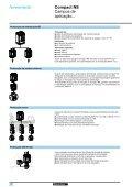Disjuntores e interruptores Baixa Tensão Compact NS Interpact INS ... - Page 6