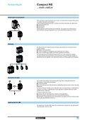 Disjuntores e interruptores Baixa Tensão Compact NS Interpact INS ... - Page 7