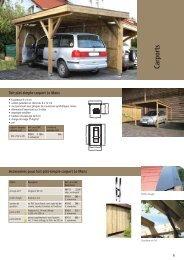 Carports - Larus.ch