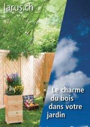 Panneaux pare-vue - Larus.ch