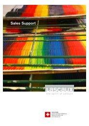 Sales Support - Lascaux Colours & Restauro