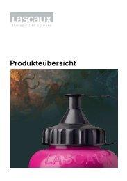 Produkteübersicht - Lascaux Colours & Restauro