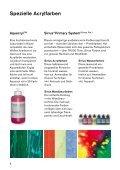 Produkteübersicht - Lascaux Colours & Restauro - Seite 5