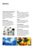 Produkteübersicht - Lascaux Colours & Restauro - Seite 6