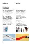 Produkteübersicht - Lascaux Colours & Restauro - Seite 7