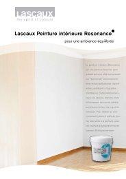 Lascaux Peinture intérieure Resonance - Lascaux Colours & Restauro