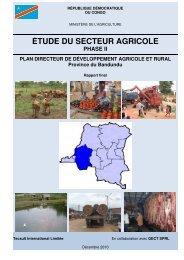 Bandundu - La voix du paysan congolais