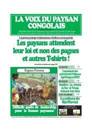 lien - La voix du paysan congolais