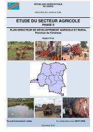Kinshasa - La voix du paysan congolais