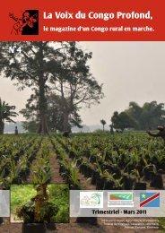 La Voix du Congo Profond, le magazine d'un Congo rural en ...