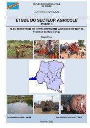Bas-Congo - La voix du paysan congolais