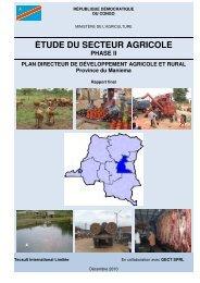 Maniema - La voix du paysan congolais