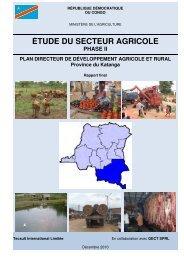 Katanga - La voix du paysan congolais