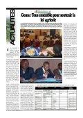 Les paysans révendiquent leur participation - La voix du paysan ... - Page 6