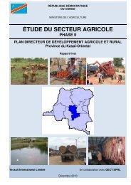 Kasaï-Oriental - La voix du paysan congolais
