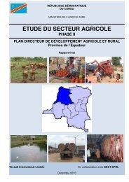 étude du secteu étude du secteur agricole eur agricole - La voix du ...