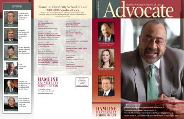 Download - Hamline University School of Law
