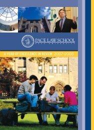 yout 1 - Pace Law School - Pace University