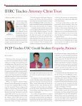 CLINICAL PERSPECTIVES News and Current Issues - USC Gould ... - Page 2
