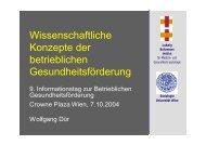 4% - Ludwig Boltzmann Institut für Medizin- und ...
