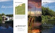 Mentor Lagoons Brochure - City of Mentor