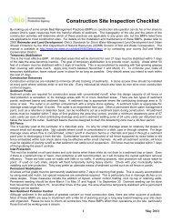 Construction Site Inspection Checklist