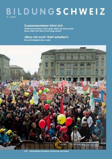 Heft 4/2013 - beim LCH