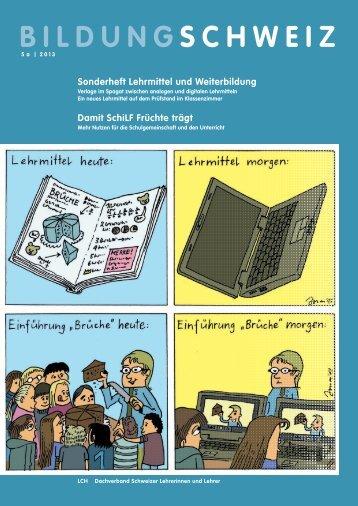 Heft 05a/2013 - beim LCH