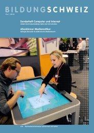 Bildung Schweiz - beim LCH