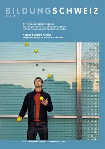 Heft 2/2012 - beim LCH