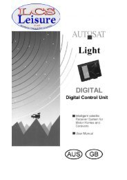 AutoSat Light DIGITAL - LCS LEISURE