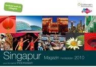 Singapur Magazin mediadaten 2010 - LD Press
