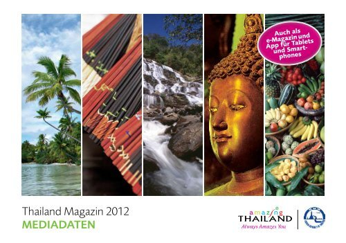 Thailand Magazin 2012 MEDIADATEN - Singapur Magazin 2012